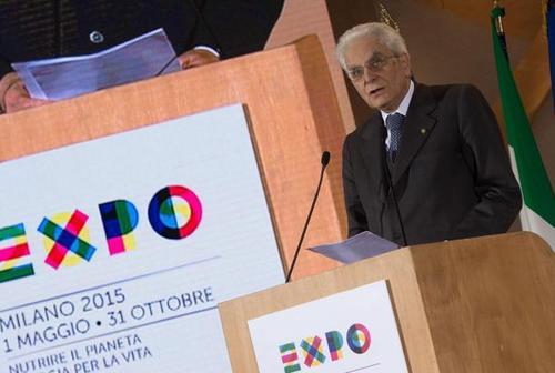 """Expo, M5S: """"Benedizione Mattarella non lava via flop evento"""""""