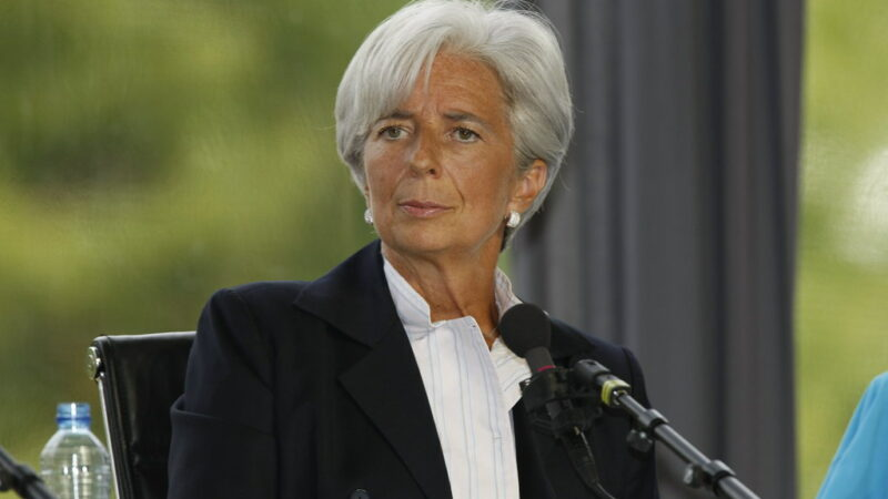Lagarde: Sue parole su titoli Stato e Mes inopportune nei tempi e nei modi